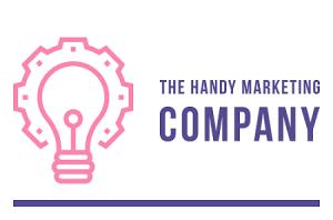 The Handy Marketing Company Logo